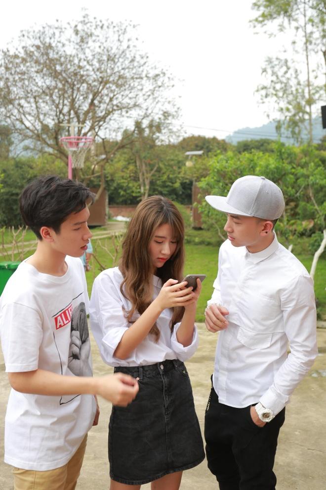 Con trai My Linh than thiet voi dan dien vien '5S online' hinh anh 8