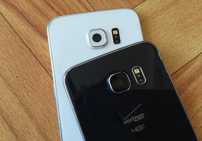 Loat smartphone Samsung giam gia gan 10 trieu dong hinh anh