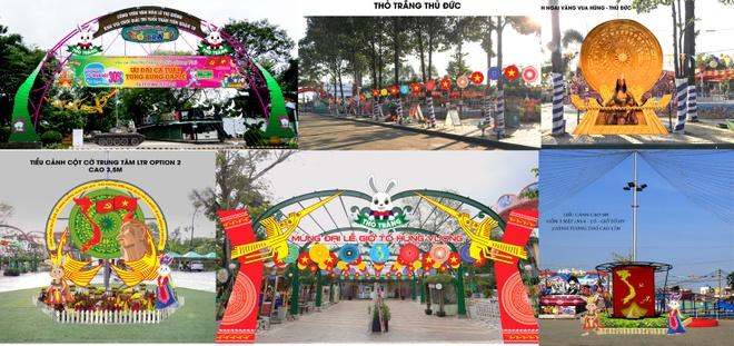 Khu vui choi Tho Trang chao don le hoi 30/4 - 1/5 hinh anh 1
