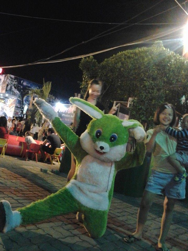 Khu vui choi Tho Trang chao don le hoi 30/4 - 1/5 hinh anh 2