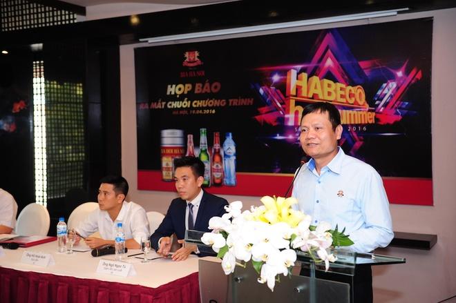 Bia Ha Noi mo man chuoi chuong trinh 'Hot summer Sound Fest' hinh anh 1