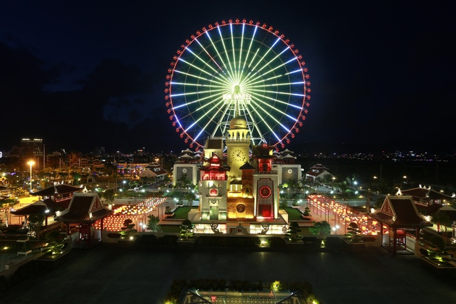 Singapore Sling: Tro choi cam giac manh moi tai Asia Park hinh anh