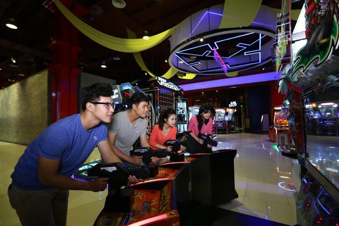 Singapore Sling: Tro choi cam giac manh moi tai Asia Park hinh anh 2