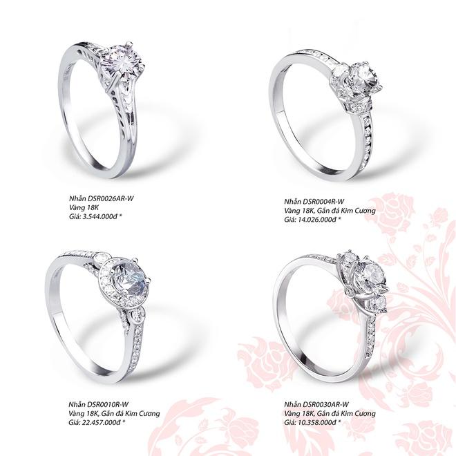 Loc Phuc Jewelry khuyen mai lon nhan dip khai truong hinh anh 4