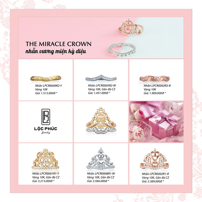 Loc Phuc Jewelry khuyen mai lon nhan dip khai truong hinh anh 8