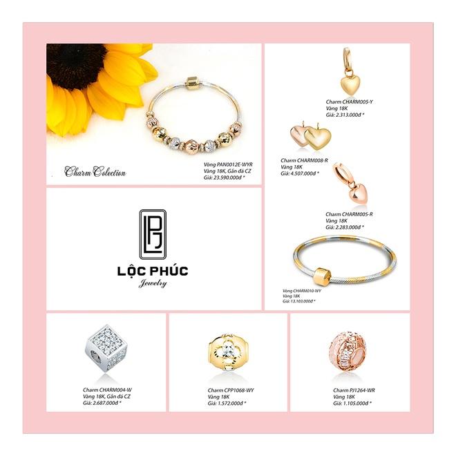 Loc Phuc Jewelry khuyen mai lon nhan dip khai truong hinh anh 9
