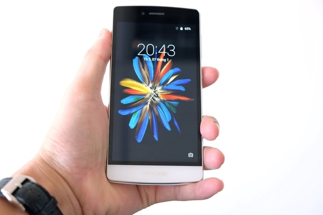 Can canh 3 smartphone gia re cua TP-LINK tai Viet Nam hinh anh 1