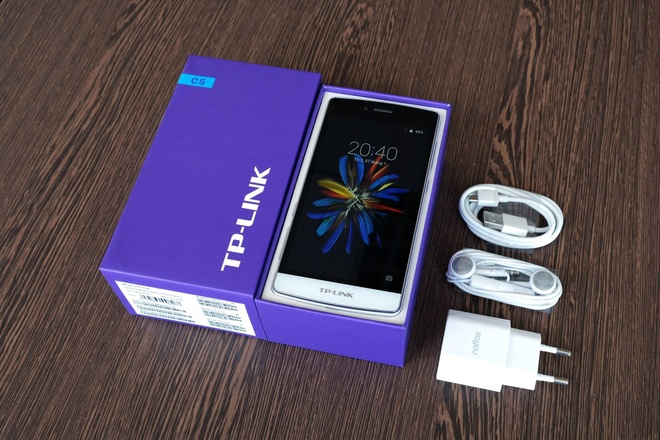 Can canh 3 smartphone gia re cua TP-LINK tai Viet Nam hinh anh 2