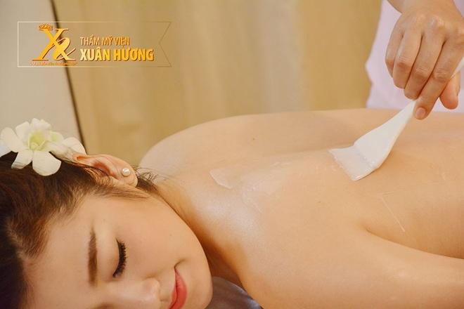 Tham my vien Xuan Huong to chuc dem gala tri an khach hang hinh anh