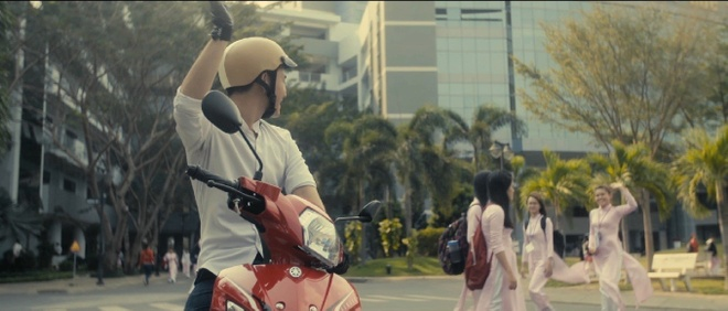 Yamaha tung clip an tuong ve triet ly moi tai Viet Nam hinh anh 2