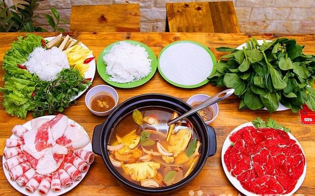 Thuong thuc cac mon ngon la tai Pho Nam Bao Quyen hinh anh 3