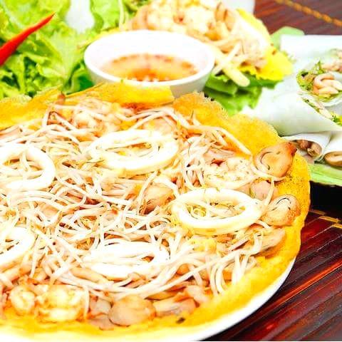 Thuong thuc cac mon ngon la tai Pho Nam Bao Quyen hinh anh 5