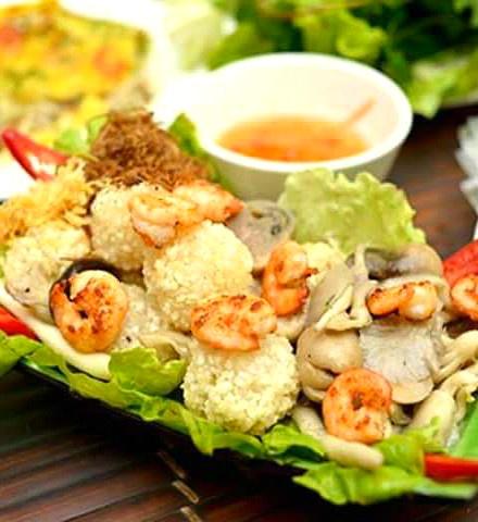 Thuong thuc cac mon ngon la tai Pho Nam Bao Quyen hinh anh 9