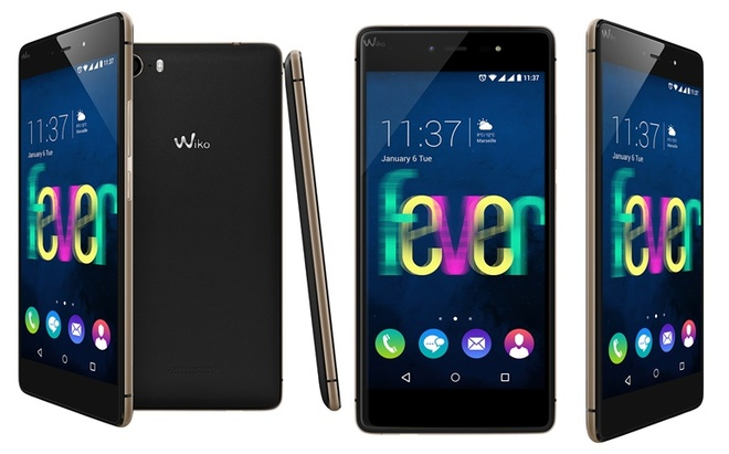 Wiko dong loat giam gia smartphone hinh anh