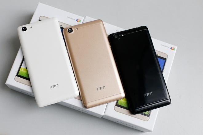 FPT X505: Smartphone thoi trang tam gia duoi 2 trieu dong hinh anh 1
