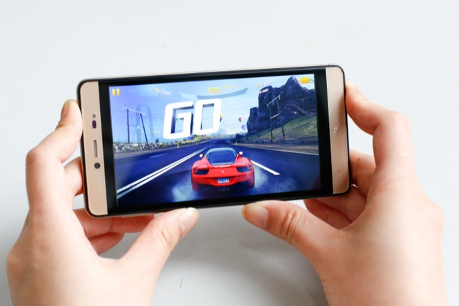 FPT X505: Smartphone thoi trang tam gia duoi 2 trieu dong hinh anh 10