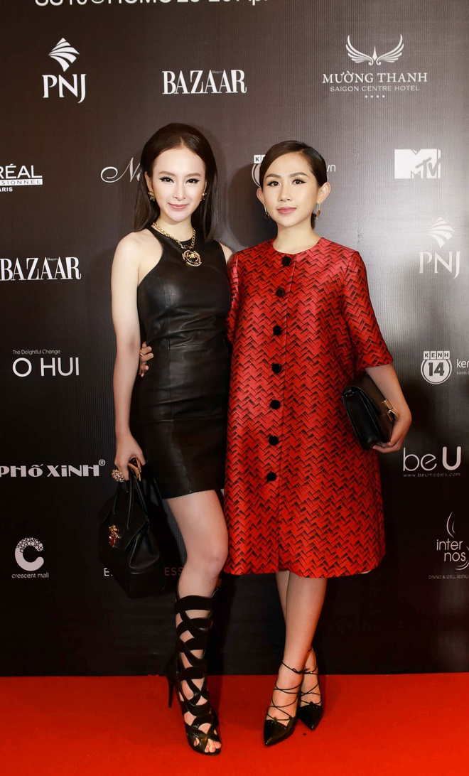 4 bo canh sanh dieu cua fashionista Tram Nguyen o VIFW hinh anh 1