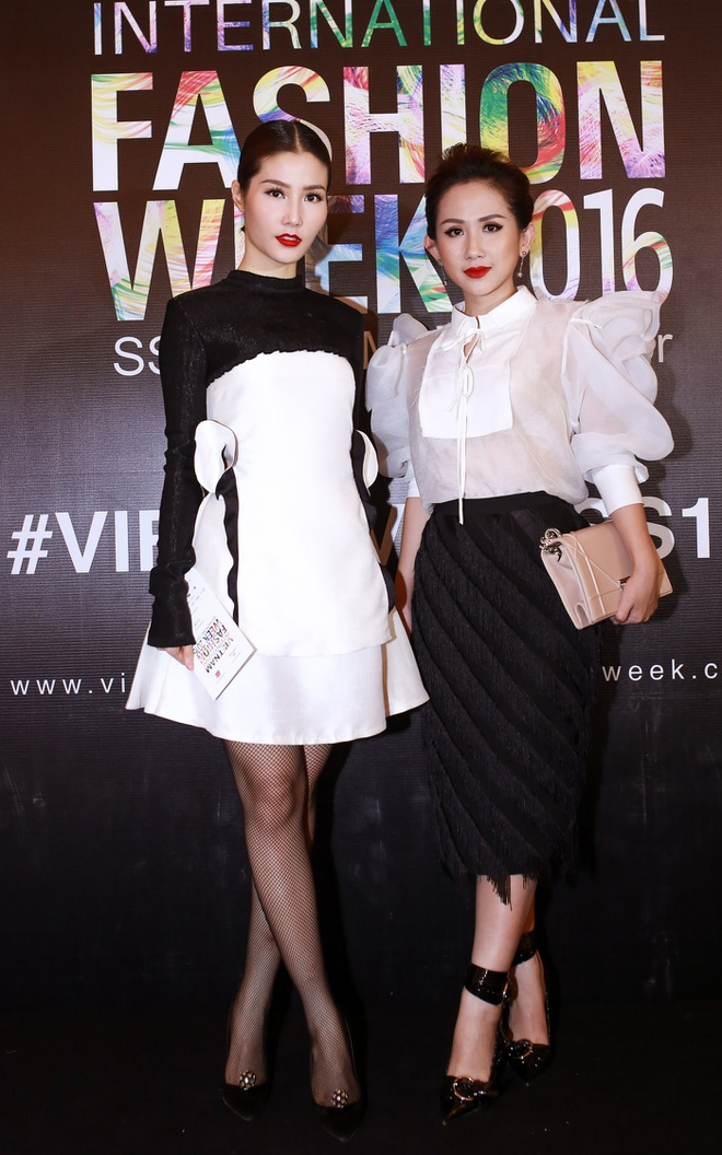 4 bo canh sanh dieu cua fashionista Tram Nguyen o VIFW hinh anh 5