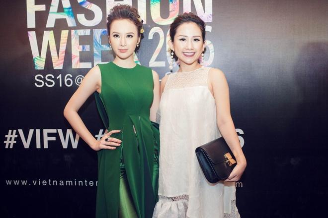 4 bo canh sanh dieu cua fashionista Tram Nguyen o VIFW hinh anh