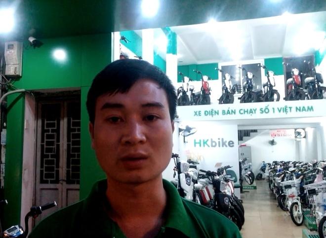 HKbike ban 6.300 xe dien trong mot ngay hinh anh 5