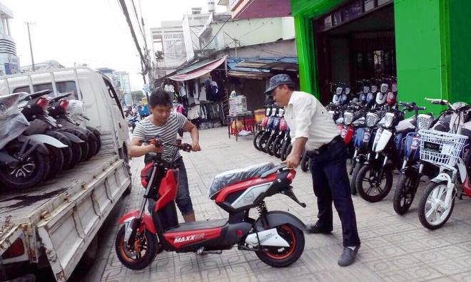 HKbike ban 6.300 xe dien trong mot ngay hinh anh 6