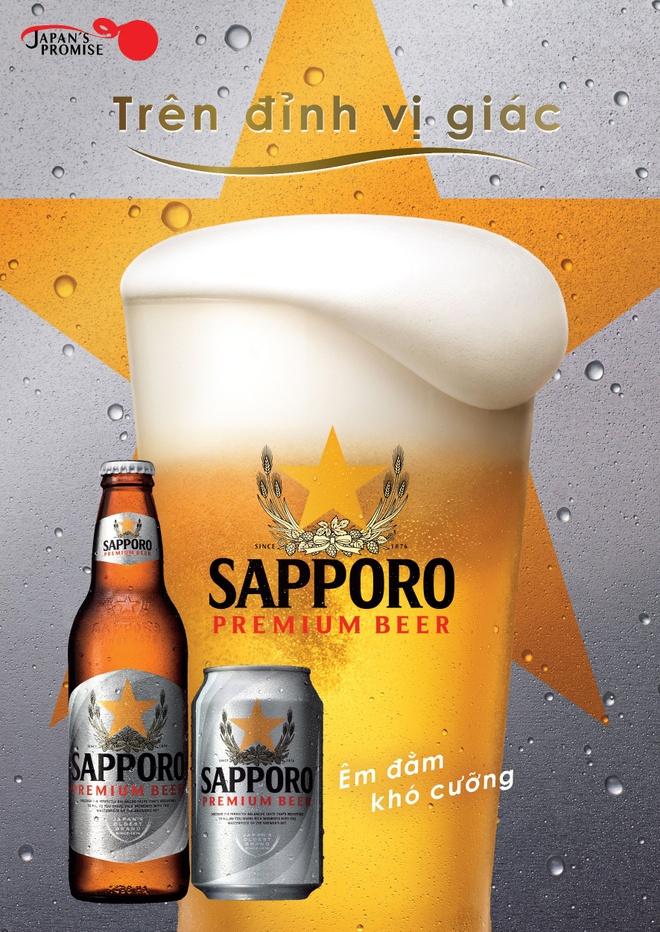 Hanh trinh Sapporo mang trai nghiem moi den nguoi tieu dung hinh anh 2