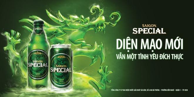 Dien mao hoan toan moi cua bia Saigon Special hinh anh 1