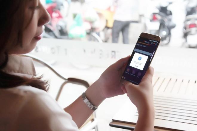 TPBank ho tro dang nhap, thanh toan bang van tay voi Android hinh anh 3