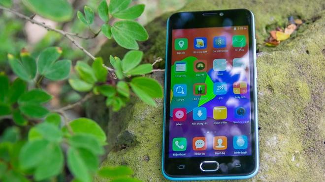 Brahmos 4G: Smartphone gia re, thiet ke tre trung hinh anh 3