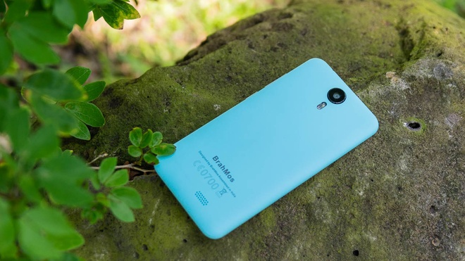 Brahmos 4G: Smartphone gia re, thiet ke tre trung hinh anh 4