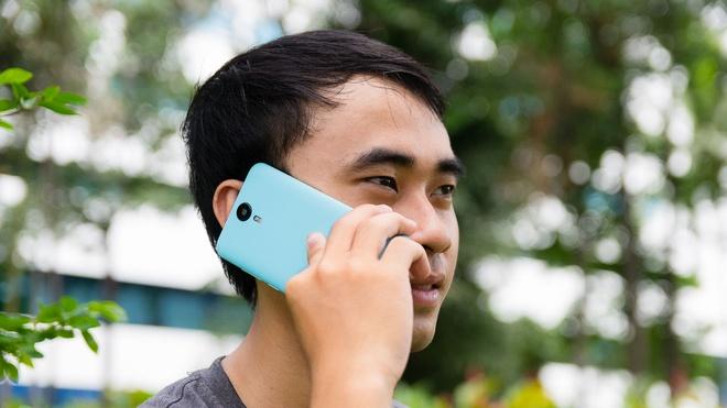 Brahmos 4G: Smartphone gia re, thiet ke tre trung hinh anh 5