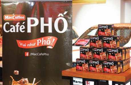MacCoffee doi ten thanh Cafe Pho anh 1
