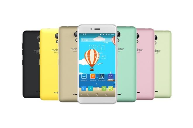 LAI Yuna C: Smartphone mau pastel tam gia duoi 2 trieu dong hinh anh 2