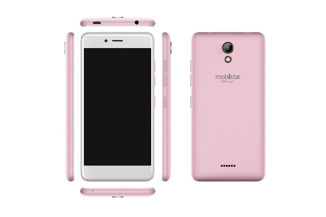LAI Yuna C: Smartphone mau pastel tam gia duoi 2 trieu dong hinh anh 3