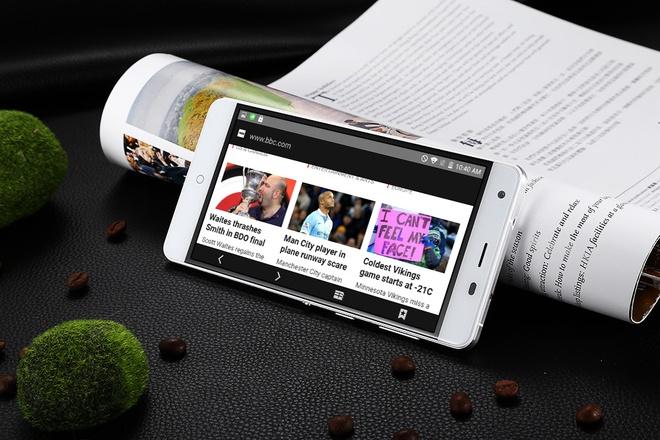 Avatelecom ra mat smartphone Titan Q8s hinh anh 6
