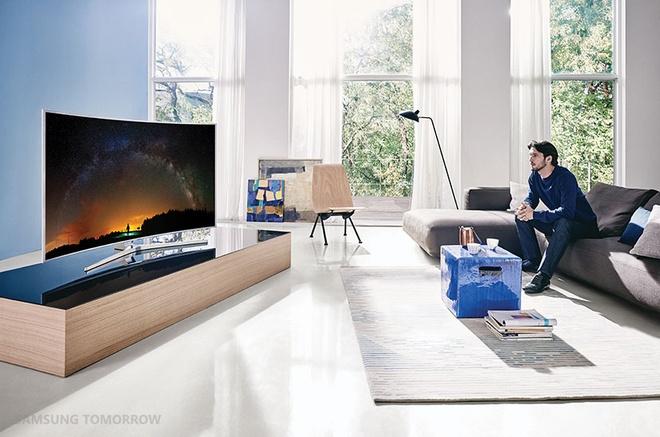 HDR 1000 nit - chuan hinh anh tren TV SUHD hinh anh 2