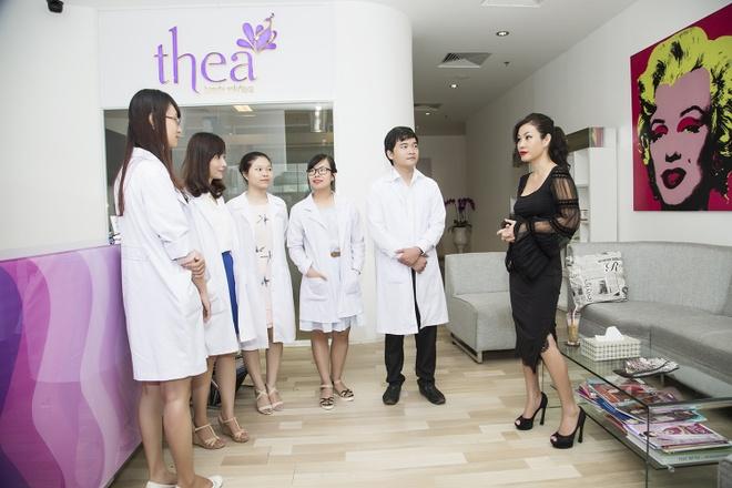 Thea Beauty Solutions lam dep hieu qua chuan quoc te hinh anh 1