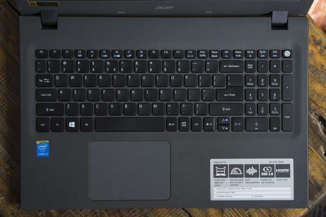 Acer Aspire E5 Full HD - laptop gia 9 trieu cho sinh vien hinh anh 2