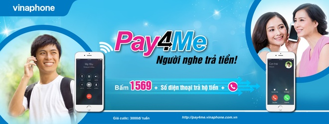 Duy tri cuoc goi nho dich vu nguoi nghe tra tien Pay4Me hinh anh 1