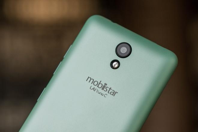 LAI Yuna C: Smartphone 7 mau pastel, man hinh cong 2,5D hinh anh 3