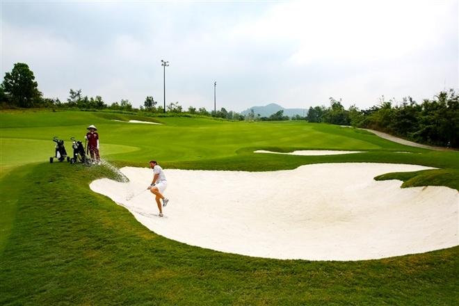 Trai nghiem dich vu thuong luu tai Ba Na Hills Golf Club hinh anh