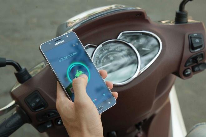 Dung thu S Bike Mode tren Galaxy J5 va J7 ban 2016 hinh anh