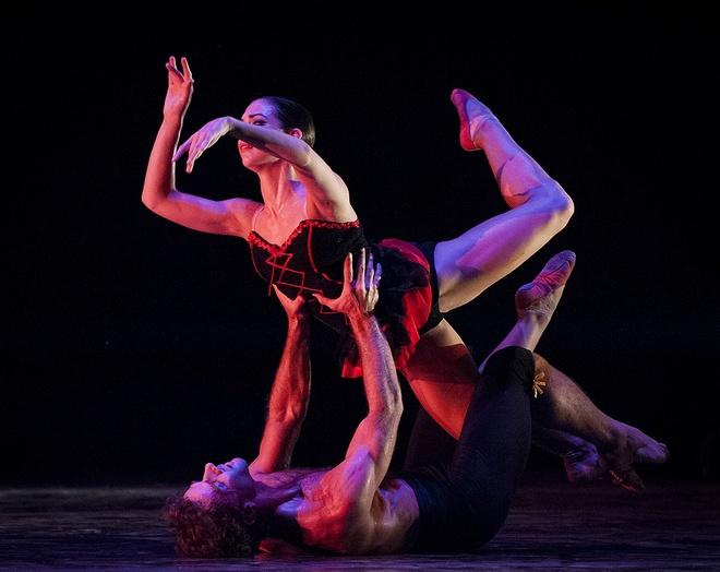 Carmen - bau vat cua cac nha hat ballet sap dien ra o Ha Noi hinh anh 1
