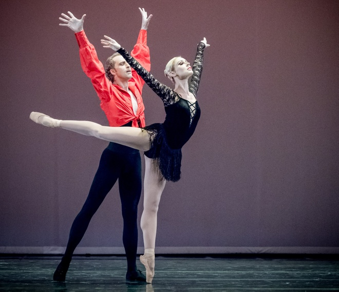 Carmen - bau vat cua cac nha hat ballet sap dien ra o Ha Noi hinh anh 4