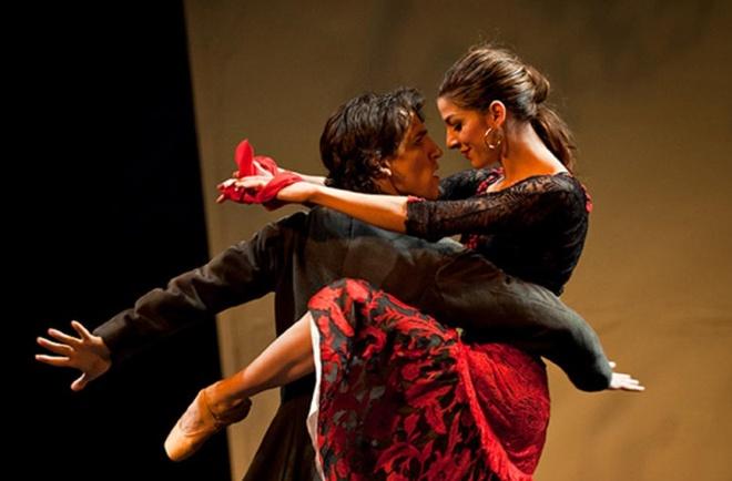 Carmen - bau vat cua cac nha hat ballet sap dien ra o Ha Noi hinh anh