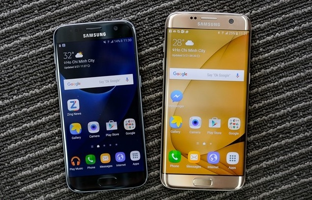 Nha mang tro gia cho khach hang mua Galaxy S7/S7 edge hinh anh