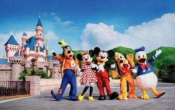 San ve du lich Hong Kong, tham quan Disneyland cho gia dinh hinh anh