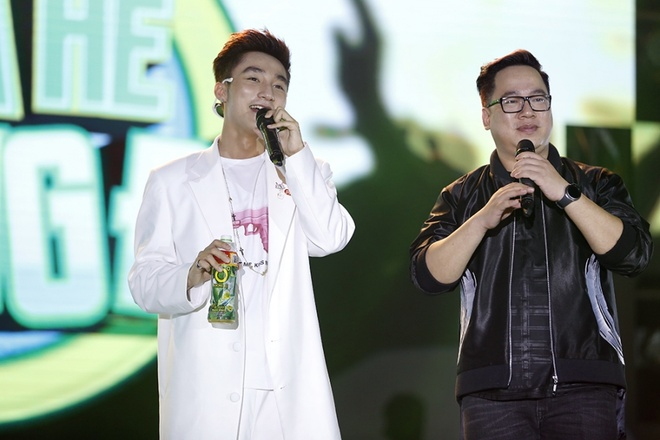 Son Tung M-TP mang 'Giai nhiet mua he' den Da Nang hinh anh 4