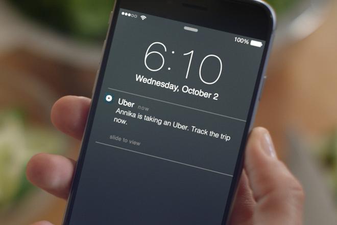 Bi quyet bo tui cho nguoi dung Uber hinh anh