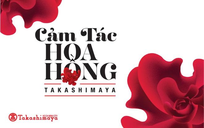 Thong diep 'Xin chao Viet Nam' tu Takashimaya Nhat Ban hinh anh